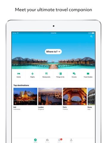 TripAdvisor Hotels Restaurants screenshot 1