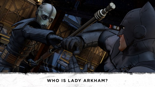 Batman - The Telltale Series Screenshots