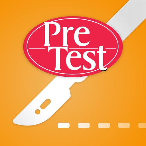 USMLE Surgery PreTest iOS App