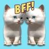 Collezione sticker Gatto Emoji