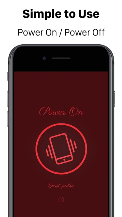 Screenshots of iMassage U - Vibrating Massager for iPhone