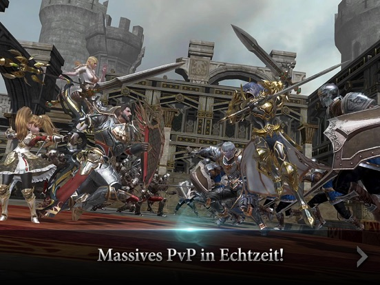 Screenshot 1 Lineage 2: Revolution