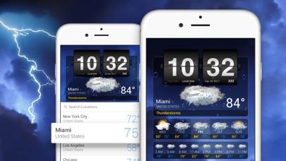 Weather+ Screenshots