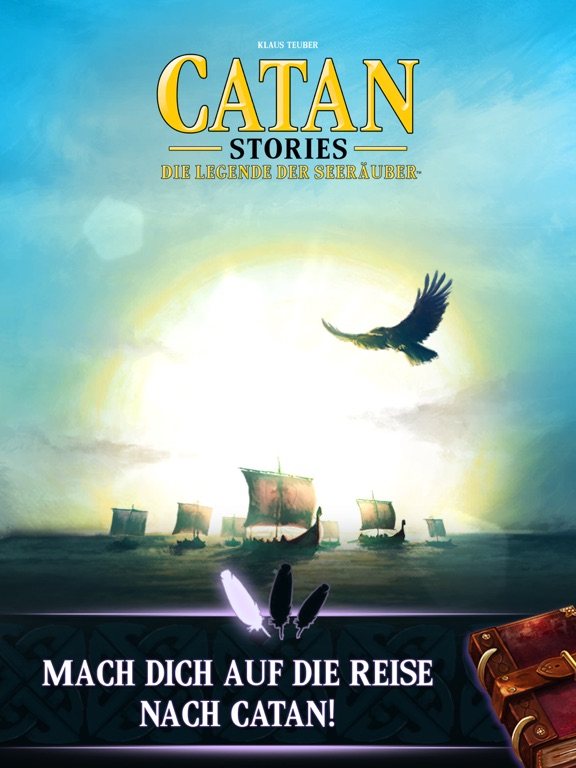 Screenshot 1 Catan Stories