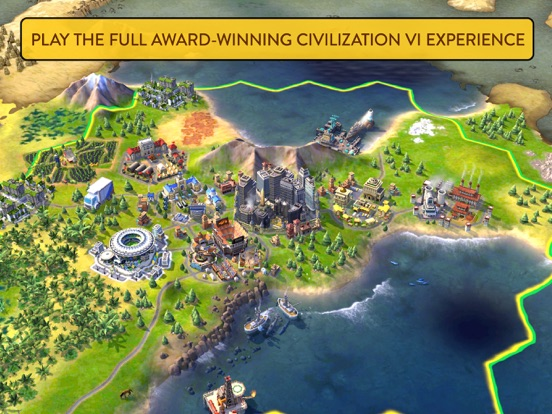 Sid Meier's Civilization® VI 앱스토어 스크린샷