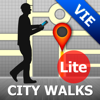 Vienna Map and Walks