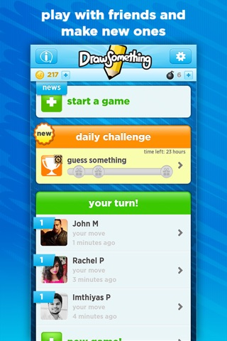 Draw Something screenshot 1