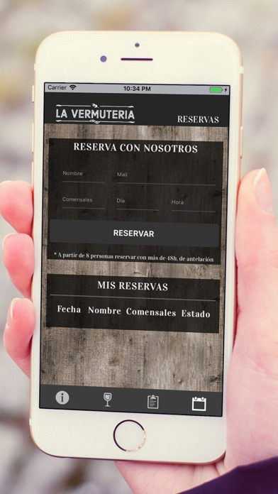 La Vermutería 1858 screenshot 2