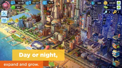 SimCity BuildIt screenshot 4