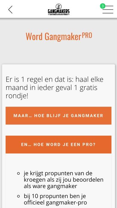 Download Gangmakers App