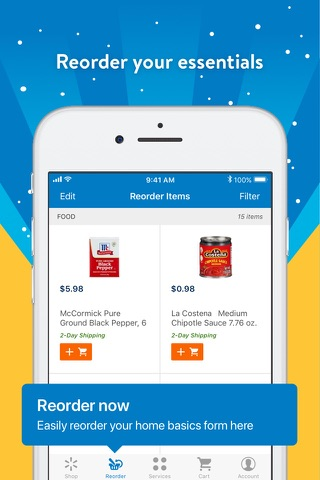 Walmart – Shopping and Saving screenshot 4