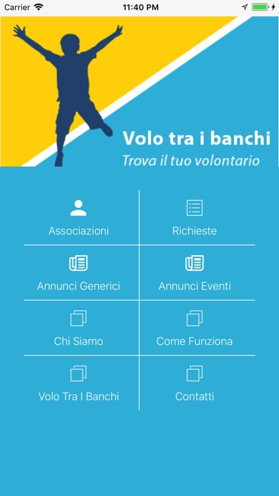 Screenshot of Volo tra i Banchi2