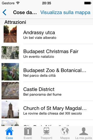 Budapest Travel Guide Offline screenshot 4