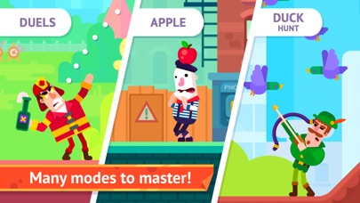 download Bowmasters - Multiplayer Game apps 2