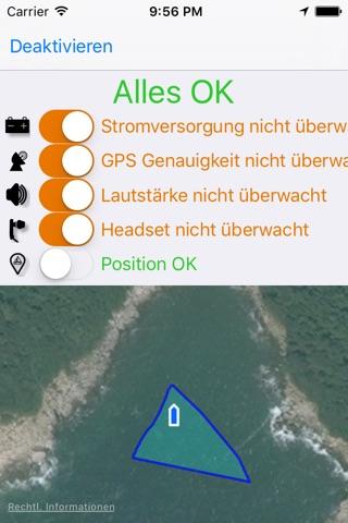 Anchor Alarm - Anchor Watch screenshot 3