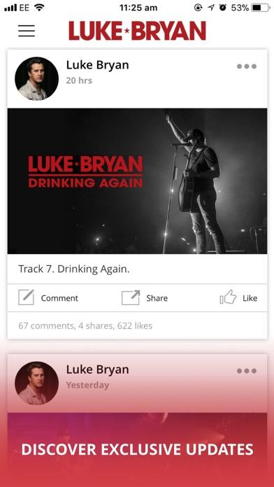download Luke Bryan apps 2