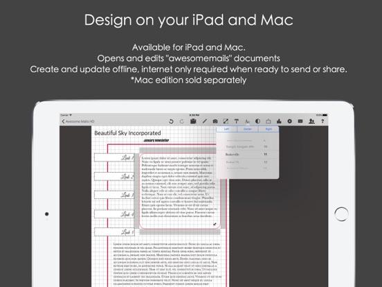 Awesome Mails Screenshot
