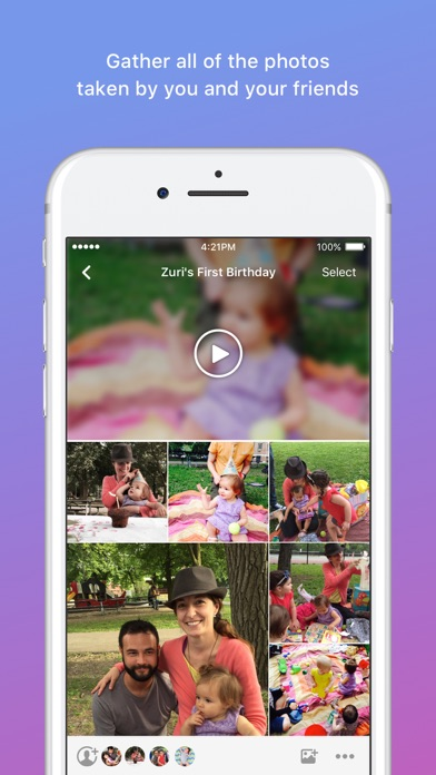 download Moments–private shared albums apps 3