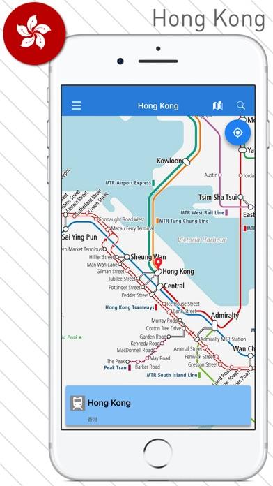 Rail MapCapture d'écran de 3