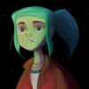 Night School Studio - OXENFREE  artwork
