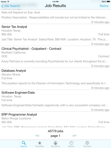 Jobs and Careers Search screenshot 2