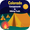 Vishesh Vajpayee - Colorado Campgrounds & Trails  artwork