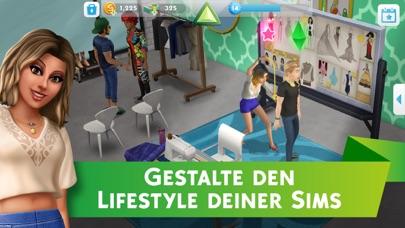 Screenshot 3 Die Sims™ Mobile
