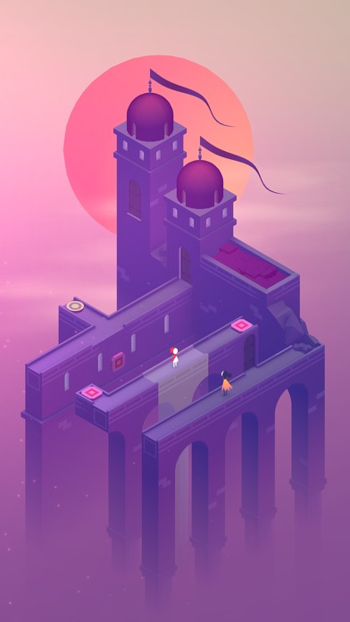 Screenshot #6 for Monument Valley 2