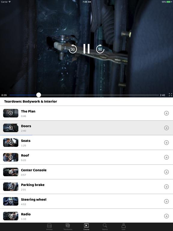 How a Car Works Screenshot
