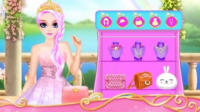 Принцесса одеваются. Скриншоты3