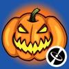 Тыквы - Стикеры для Хэллоуина