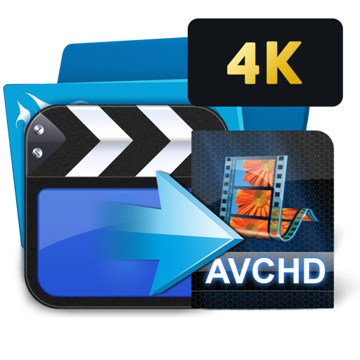 AVCHD 視頻轉換軟件 AnyMP4 AVCHD Converter for Mac