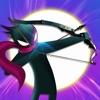 Stickman Archery King - ninja fighting games