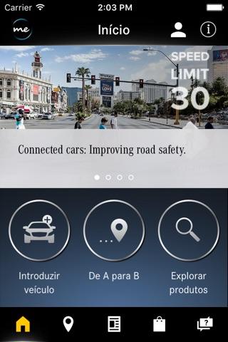 Mercedes me screenshot 3