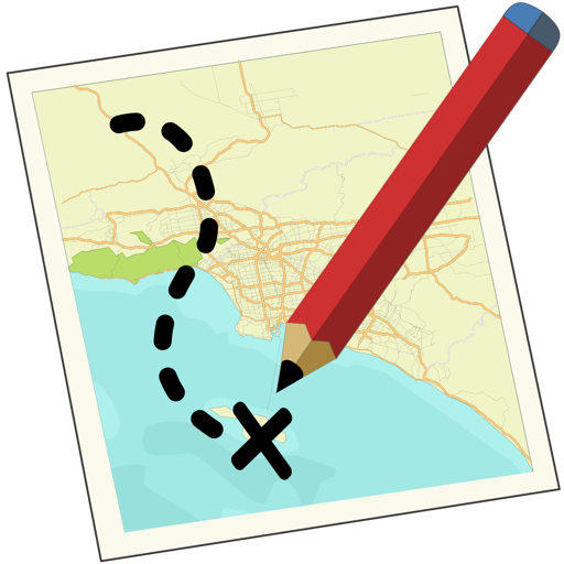 Ahoy Map Maker for Mac