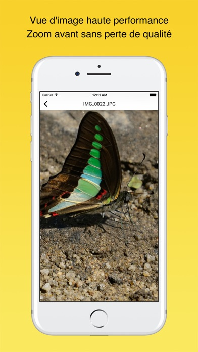 Screenshot #2 pour EXIF Viewer by Fluntro