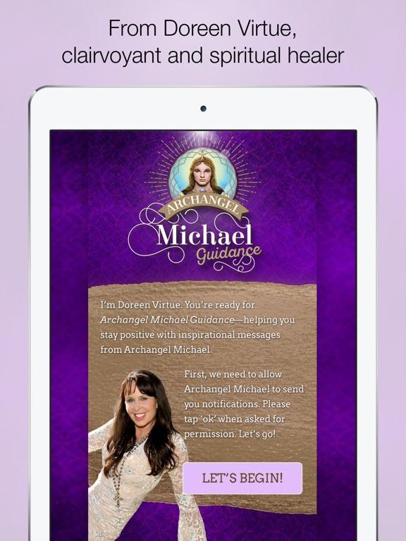 Archangel Michael Guidance screenshot 10