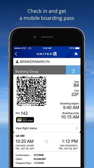 download United Airlines apps 0