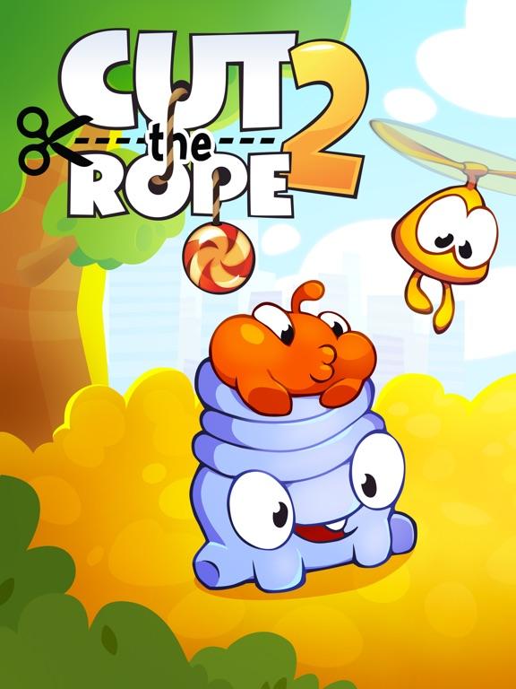 Cut the Rope 2: Om Nom's Quest Screenshots