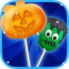 monster lollipop chef icon
