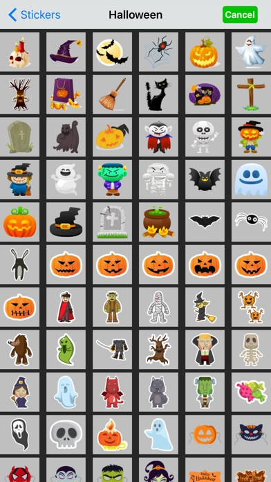 Magic Stickers Pro screenshot 4