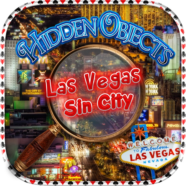 hidden objects las vegas time on the app store. Black Bedroom Furniture Sets. Home Design Ideas