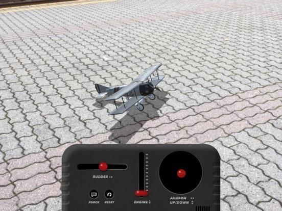 AR Airplanes Скриншоты6