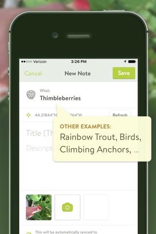 Natural Atlas screenshot 4