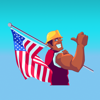 Leong Wei Sing - LaborMoji - Labor Day Stickers  artwork
