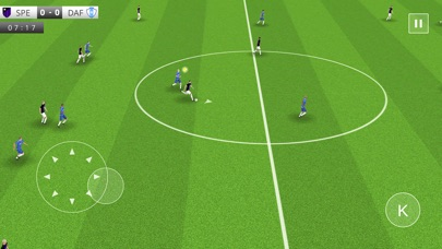Быстрый футболСкриншоты 2