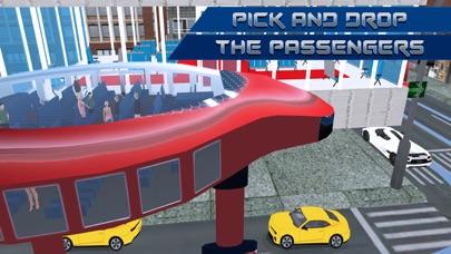 Screenshot von Gyroscopic Zukunft Reisebus4