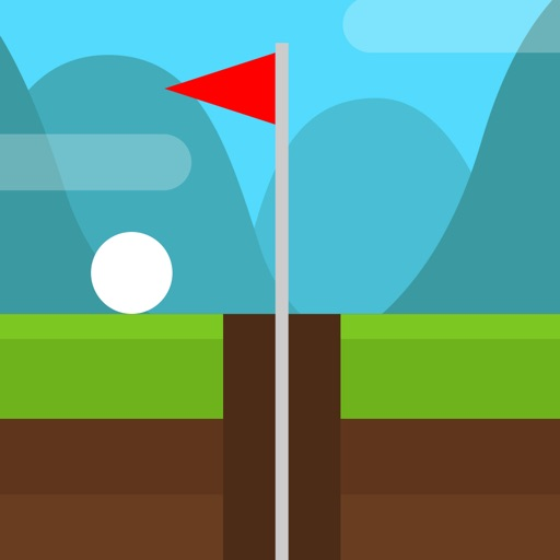 Infinite Golf app for iphone
