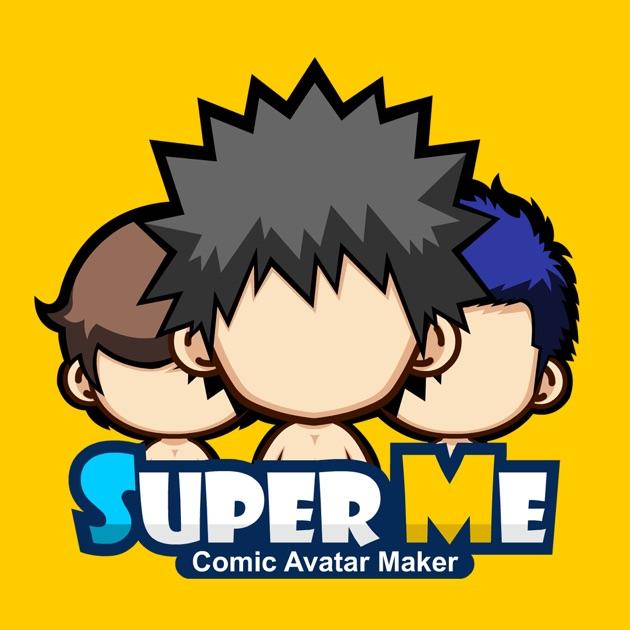 Avatar 2 Indicator Gana: SuperMe—Make Comic Avatar On The App Store