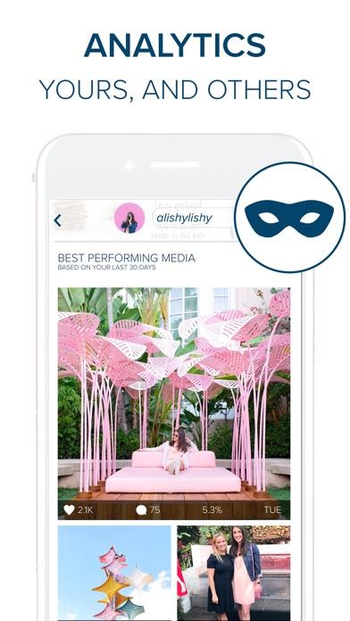 Plann + Preview for Instagram Screenshot
